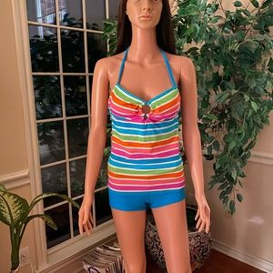 Ladies Swimming Suit, Size Small